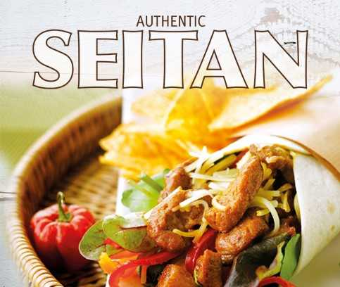 Seitan by Bertyn, natural source of protein
