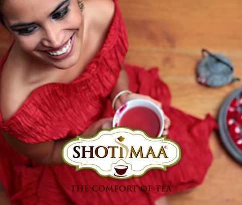 Shoti Maa, organic herbal, Ayurvedic yoga teas