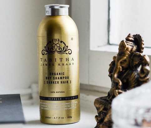 Tabitha James Kraan, 100 % natürliche Haarpflege